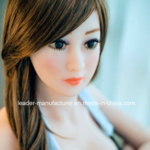 High Quality Waterproof 140cm Real Love Lifelike Silicone Adult Sex Doll Realistic Pussy for Male with Big Breast pictures & photos
