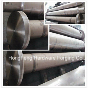 Custom Stainless Steel Wind Turbine Forging Main Shaft pictures & photos
