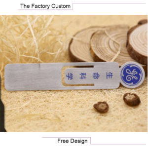 High Quality Stainless Steel Hollow out Bookmarks pictures & photos