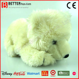 Astmrealistic Plush Stuffed Animal Soft Toy Polar Bear pictures & photos
