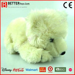 Realistic Plush Toy Stuffed Polar Bear pictures & photos