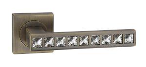 Hot Zinc Alloy Door Lock Handle (Z0-0173 22K) pictures & photos