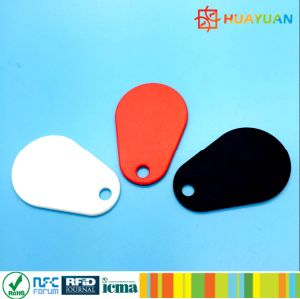 MIFARE Classic 1K Nylon Overmolding Keyfob Robust RFID Key tag pictures & photos