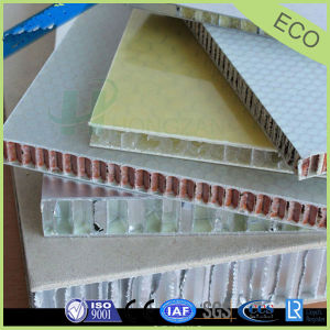 Fiberglass Honeycomb Panel for Trailer pictures & photos