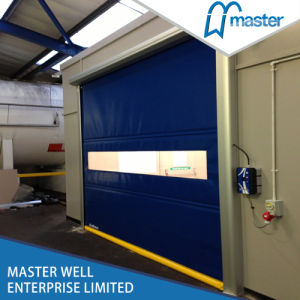 Rapid Action Door with Different Color/ Top Quality Industrial Rapid Action Door pictures & photos