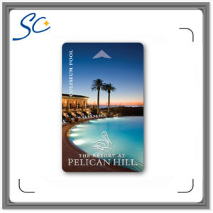 Door Access Control RFID Contactless Key Cards for Hotels pictures & photos