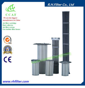 Pleated Filter for Cartridge Dust Collector pictures & photos