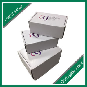 Flat Packed Packaging Cardboard Shoe Box Wholesale pictures & photos