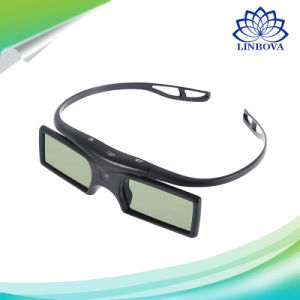 Bluetooth 3D Shutter Active Glasses for Samsung Panasonic Sony 3dtvs Universal TV 3D Glasses pictures & photos
