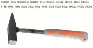 Good Quality Machinist Hammer with Steel Handle pictures & photos