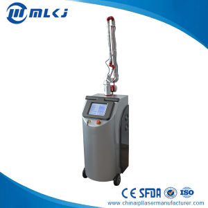 CO2 Fractional Laser for Wrinkle/Tattoo/Scars/Pigment/Sun Damage/Acne Removal pictures & photos