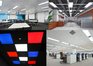 Square LED Ceiling Lamp 595 X 595, 4014SMD Panel LED Ceiling Light for Indoor with Ce RoHS pictures & photos