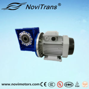 3kw AC Overcurrent Protection Motor with Decelerator (YFM-100E/D) pictures & photos