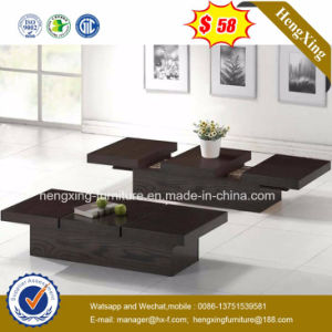 Wooden Legs Side Table and Modern Coffee Table (HX-CT0009) pictures & photos