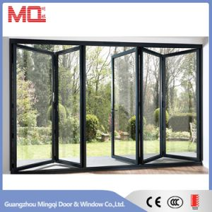 Aluminum Frame Folding Door Manufacturing in Guangzhou pictures & photos
