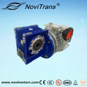 0.75kw AC Stalling Protection Motor with Speed Governor and Decelerator (YFM-80F/GD) pictures & photos