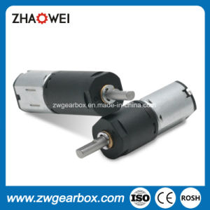 12mm Low Speed Small DC Gear Motor for Bicycle Lock pictures & photos