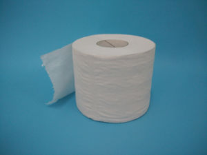 Toilet Tissue Paper Recycle 1000 Sheets 1ply pictures & photos