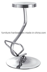 Furniture Replacement Parts Aluminum Table Leg Stool Chrome Base with Light Weight pictures & photos