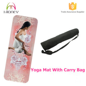 Premium Yoga Mat Better Grip Eco-Friendly with The Best Recyclable and Non-Slip pictures & photos