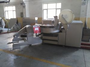 Big Size Bowl Cutter Machine for Surimi Meat Sausage pictures & photos