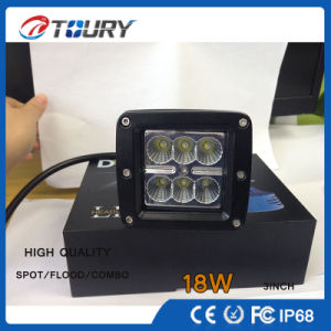 CREE Auto Light Factory for Car 18W LED Work Lamps pictures & photos