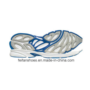 Creative Toe Movement Earthquake Relief Running Shoes Sole Rubber Sole (XFY07) pictures & photos