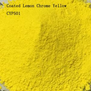 Plastic and Rubber Used Coated Lemon Chromeyellow pictures & photos