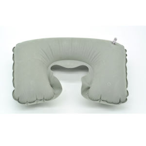 Professional Disposable Inflight Inflatable Pillow Supplier pictures & photos