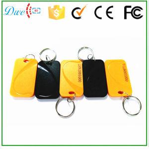 Waterproof 125kHz Tk4100 RFID Transponder Key Tag pictures & photos