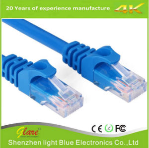 Cat5e 50FT Networking RJ45 Ethernet Patch Cable pictures & photos