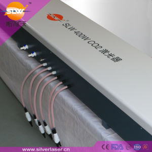 CO2 Laser Tube for 300W (2 tube) / 400W (3 tube / 600W(4 tube) pictures & photos