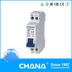 CB and RoHS Approved 3ka Dpn Mini Electronic Miniature Circuit Breaker pictures & photos