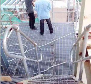 Steel Grating Walkway