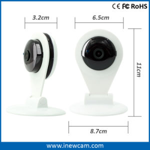 720p Mini WiFi Night Vision Smart Home IP Camera pictures & photos