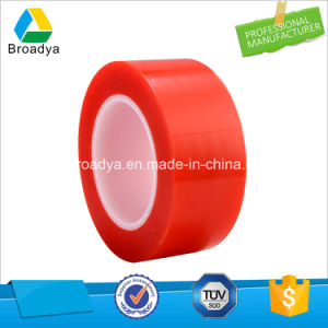 Heavy Duty Self-Adhesive Clear Double Sided PET Tape for Repair Cellphone pictures & photos