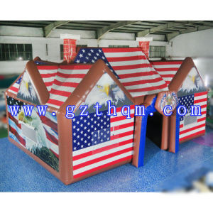Portable Inflatable House Bar Tent/Latest Inflatable Advertising Beer Tent pictures & photos