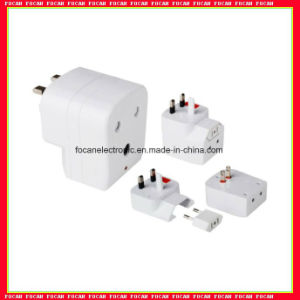Universal South Africa Travel Adapter Adaptor Plug pictures & photos
