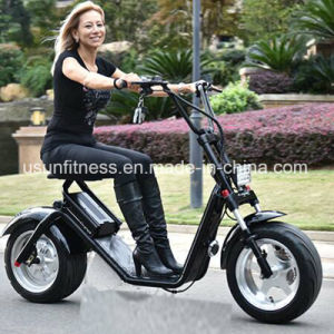 Electric Scooter City Coco with Turn Lights pictures & photos