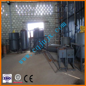 High Oil Yield Used Motor Oil Recycling Plant pictures & photos