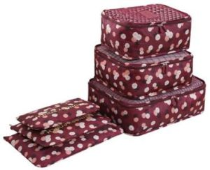 Wholesale Printed Collection Six Sets Travel Bag pictures & photos