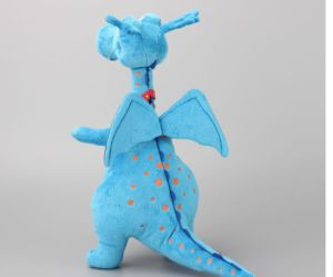 Blue Dragon Plush Toy 35cm pictures & photos