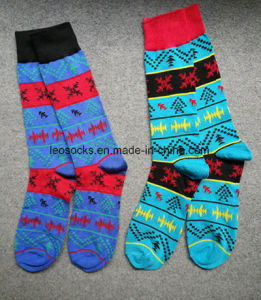 2017 Fashion Styles Custom Socks Man Sock pictures & photos