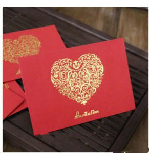 Hot Stamping Foil for Paper Printing pictures & photos