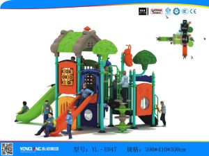 Mini Theme Playground Equipment for Children at Pre-School and Daycare (YL-E047) pictures & photos