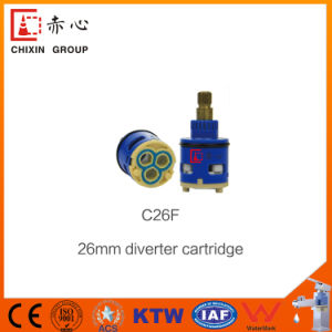 35mm Kitchen Faucet Cartridge -Side-Outlet with Distributor pictures & photos