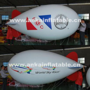 Factory Price Inflatable Printed Blimp for Advertisement pictures & photos