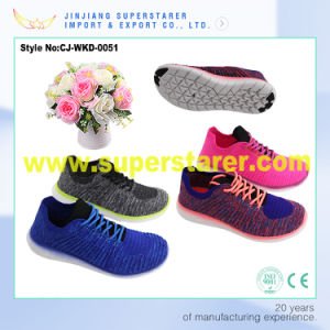 Superstarer Hot Sales OEM Customize Logo Shoes Men′s Sport Sneakers Wholesale pictures & photos