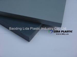 High Quality Solid PVC Rigid Sheet pictures & photos