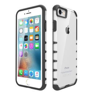 Border Anti-Shock TPU+PC Phone Case for iPhone 7/7 Plus pictures & photos